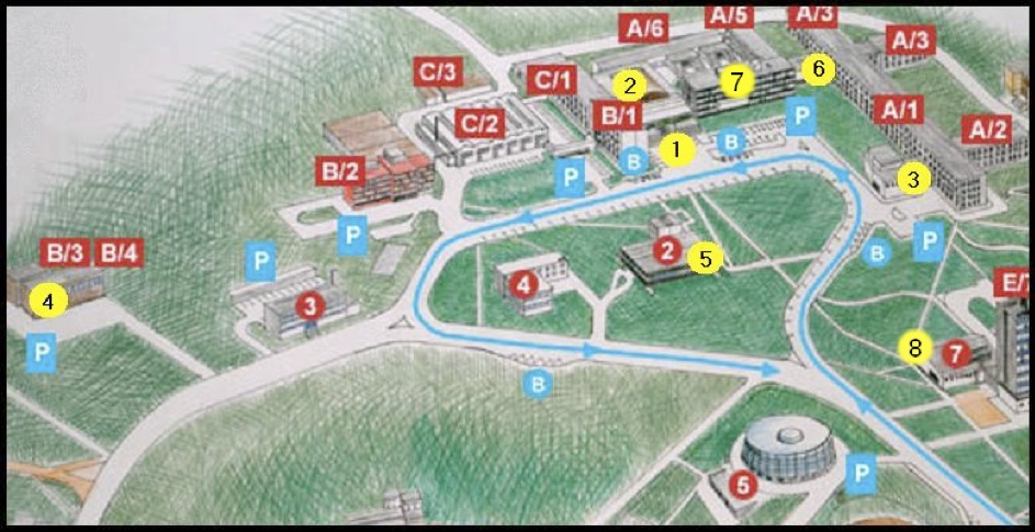 miskolci egyetem térkép WiFi   MEISZK